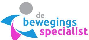 Logo De Bewegingsspecialist